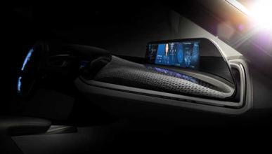 BMW enseña un trocito del prototipo que desvelará en el CES