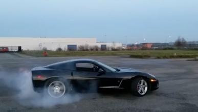 Convierte su Corvette en un coche de radiocontrol