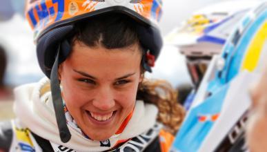 Dakar 2016: ¿hasta dónde puede llegar Laia Sanz?