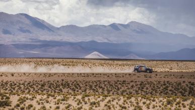 Dakar 2016: un reto de altura