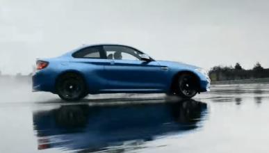 Después de ver este vídeo, querrás conducir un BMW M2 Coupé