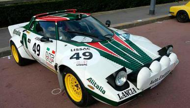 Un increíble Lancia Stratos, a la venta