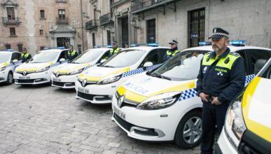 Así son los nuevos coches de la Policía de Madrid