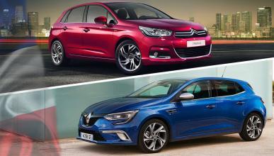 ¿Cuál es mejor, el Citroën C4 o el Renault Mégane?