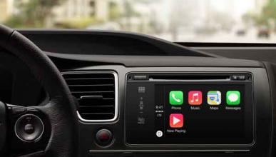 Apple CarPlay: usa el iPhone desde la pantalla de tu coche