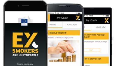 iCoach, la app para dejar de fumar