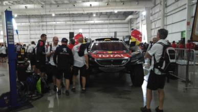 Dakar 2016: verificaciones antes de la salida