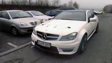 Así acelera un Mercedes C 63 AMG con 983 CV