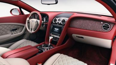 Bentley ofrece revestimientos de piedra para el interior