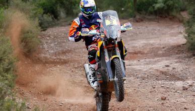 Dakar 2016: Etapa 2. Motos: victoria y liderato para Price
