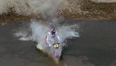 Dakar 2016: 'El Niño', protagonista de la carrera