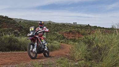 Dakar 2016: Etapa 3. Motos: Barreda saca su orgullo
