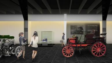 Una visita por el Museo del Automóvil Toyota