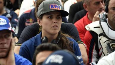 Dakar 2016: Laia Sanz, gran piloto, mejor compañera