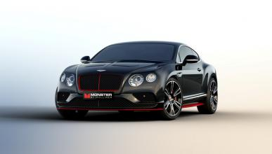 Bentley Continental GT 'Monster by Mulliner'