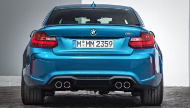 Escucha cómo suena el BMW M2 Coupé en directo