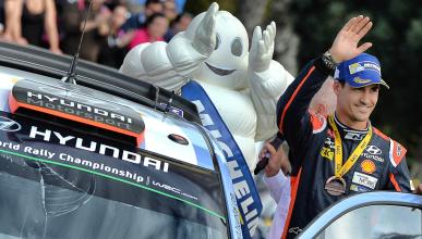 Hyundai elige a Dani Sordo primer piloto para 2016