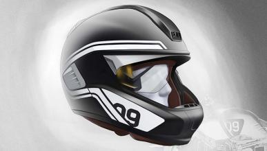 BMW quiere lanzar un casco diseñado con tecnología militar