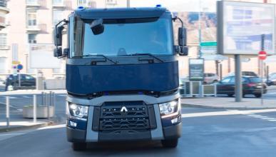 El Banco de Francia compra camiones Renault blindados