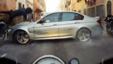 Vídeo: ¿es el BMW M3 de 'Misión Imposible 5' irrompible?