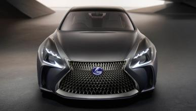 Así suena el misterioso Lexus para el Salón de Detroit 2016