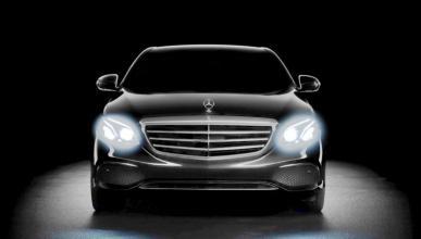 Mercedes Clase E 2016 imagen oficial