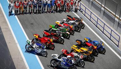 El World GP Bike Legends 2016 se disputará en Sachsenring