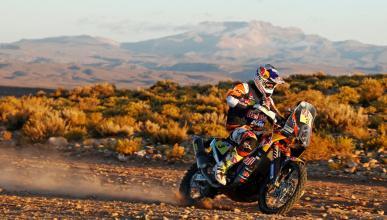 Dakar 2016: Motos. Etapa 8: Price asalta el liderato