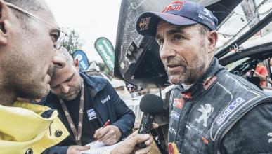 Dakar 2016. Sin sanción para Peterhansel
