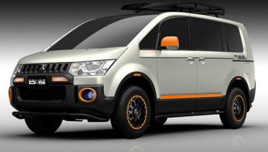 Mitsubishi prepara dos 'concepts' para el Salón de Tokio