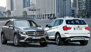 ¿Cuál es mejor, BMW X3 o Mercedes GLC?
