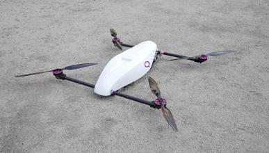 HIBRiX, el dron comercial con mayor autonomía del mundo