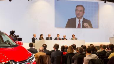 Un rumor hace caer las acciones de Renault un 20%