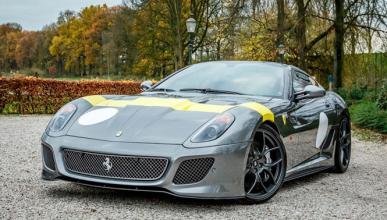 Un Ferrari 599 SA Aperta, a la venta por 1,5 millones