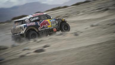 Dakar 2016. Coches, Etapa 11: victoria de Al Attiyah