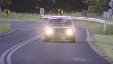 Conducir un Mazda RX-2 suena así de bien