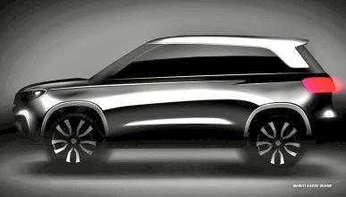 Suzuki Vitara Brezza: un nuevo SUV compacto para la India