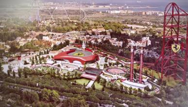 Vídeo: así será Ferrari Land, el parque temático en España