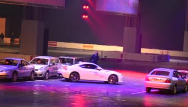 Récord Guinness al drift más 'apretado' para el Subaru BRZ