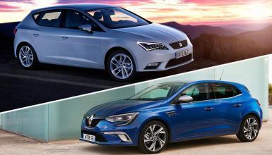 ¿Cuál es mejor, el Renault Mégane 2016 o el Seat León?