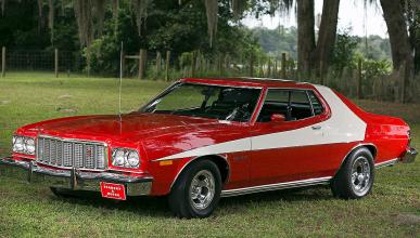 ¿Quién ha robado el Gran Torino de Starsky y Hutch?