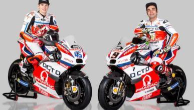 Pramac Racing luce sus Ducati GP15 para MotoGP 2016