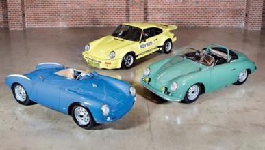 A subasta los Porsche de Jerry Seinfield por 10 millones