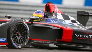 Villeneuve abandona la Fórmula E después de tres carreras