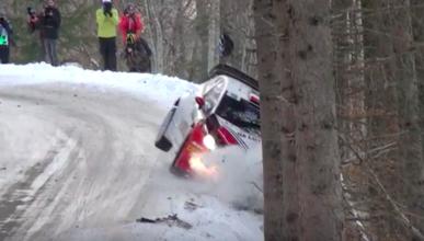 Kubica, el accidente en Montecarlo y su incierto futuro