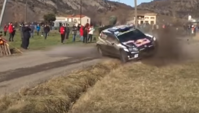 WRC 2016: Latvala, sancionado tras arrollar a un espectador