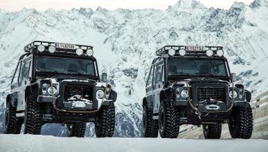 Land Rover Defender Spectre