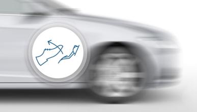 El acelerador que advierte de los coches kamikaze
