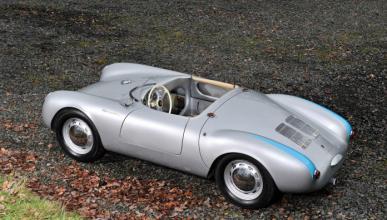 Porsche 550 Spyder by Wendell de 1955