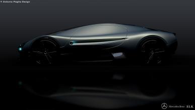 Mercedes ELK lateral